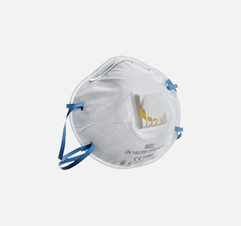 MasCon - N95 Mask with Valve