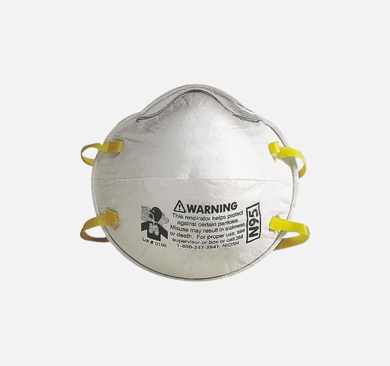 MasCon - N95 Mask without Valve