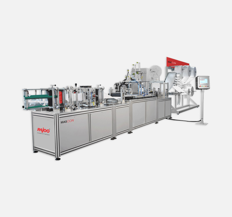 N-95 Mask making machine