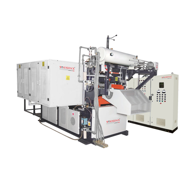 Thermoforming & PS Foam Vacuum Forming Machines